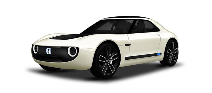 2018款 本田 Sports EV Concept 官图 头图