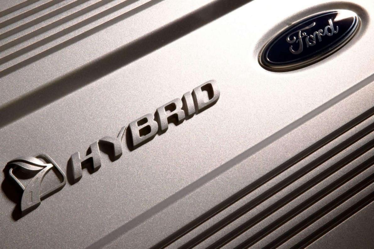 2005款 福特 翼虎(海外)Hybrid 官图 动力底盘