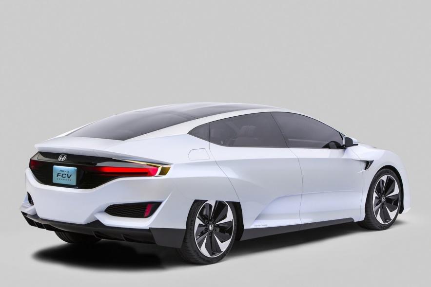 2014款 本田 FCV Concept 官图 外观