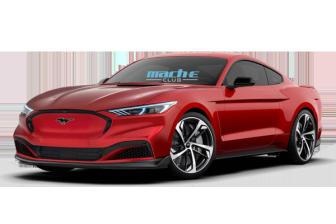 Mustang Mach-E Coupe