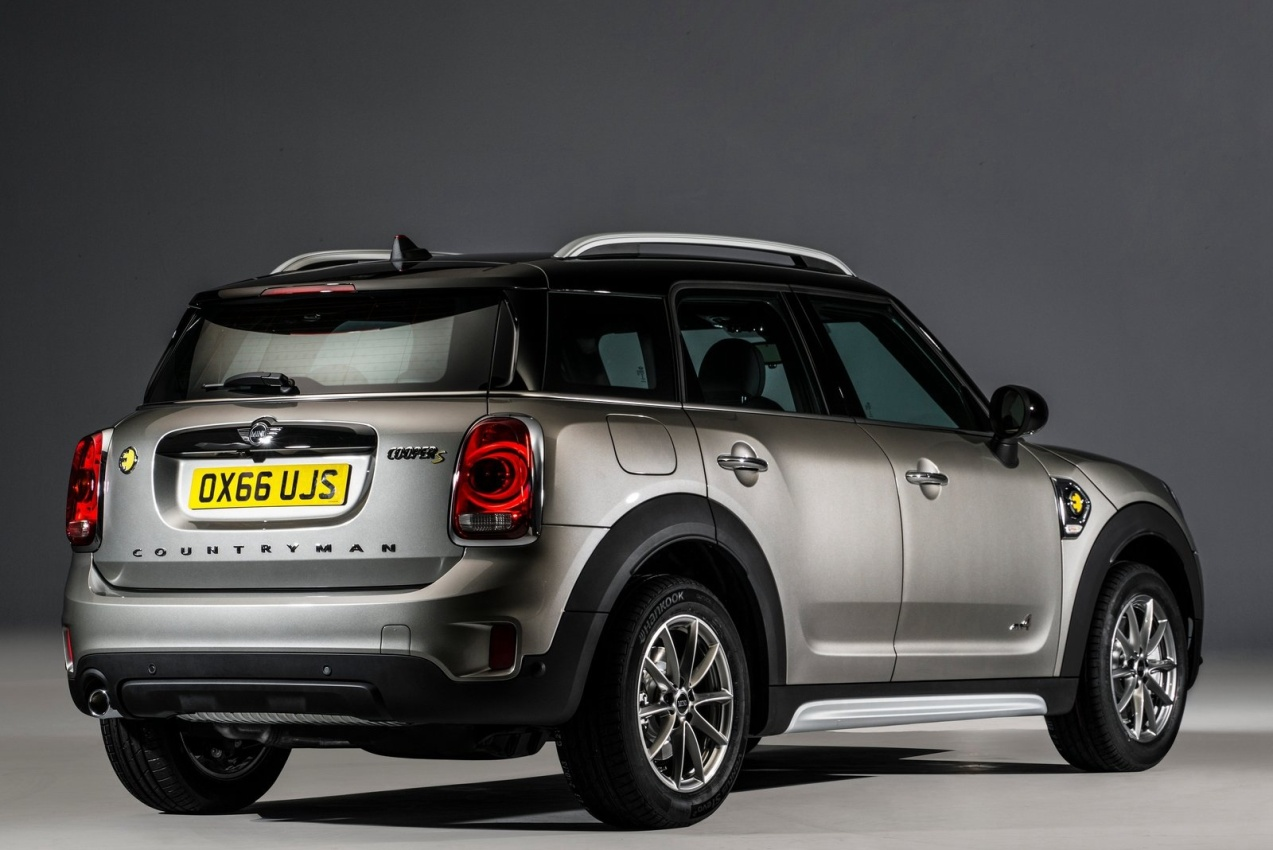 2017款 MINI Countryman Plug-in Hybrid 官图 外观