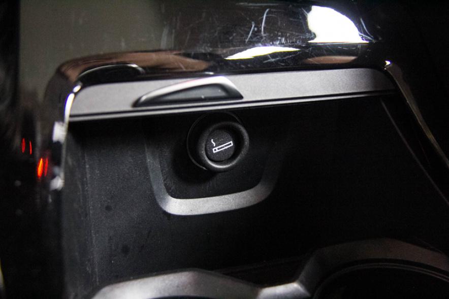 2018款 宝马 X1 PHEV xDrive 25Le 矿石白 实拍 座椅空间
