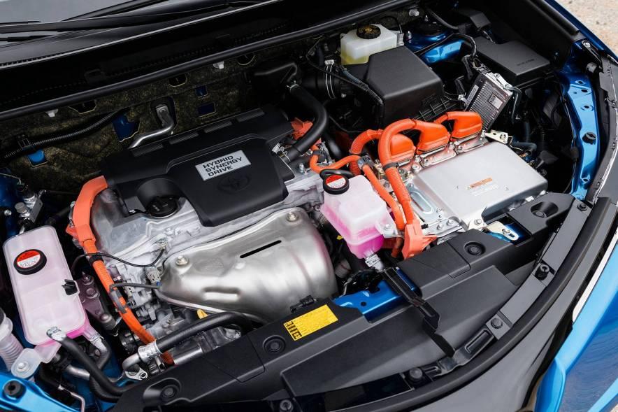 2015款 RAV4 Hybrid 官方图片 动力底盘