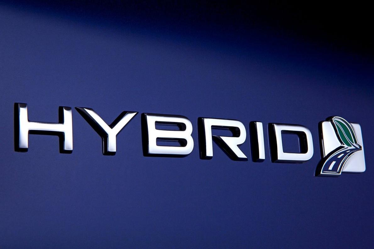 2013款 福特 Fusion Hybrid 官图 外观细节