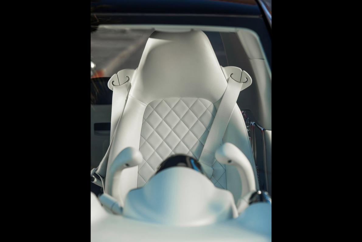 2012款  smart forjeremy Concept 官图 座椅空间
