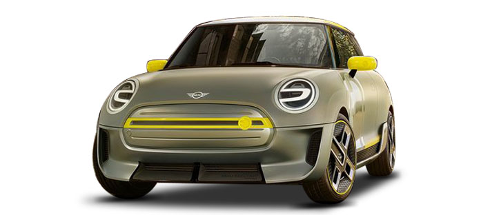 2017款 MINI Electric Concept 官图 头图