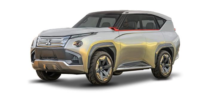 2016款 三菱GC-PHEV Concept