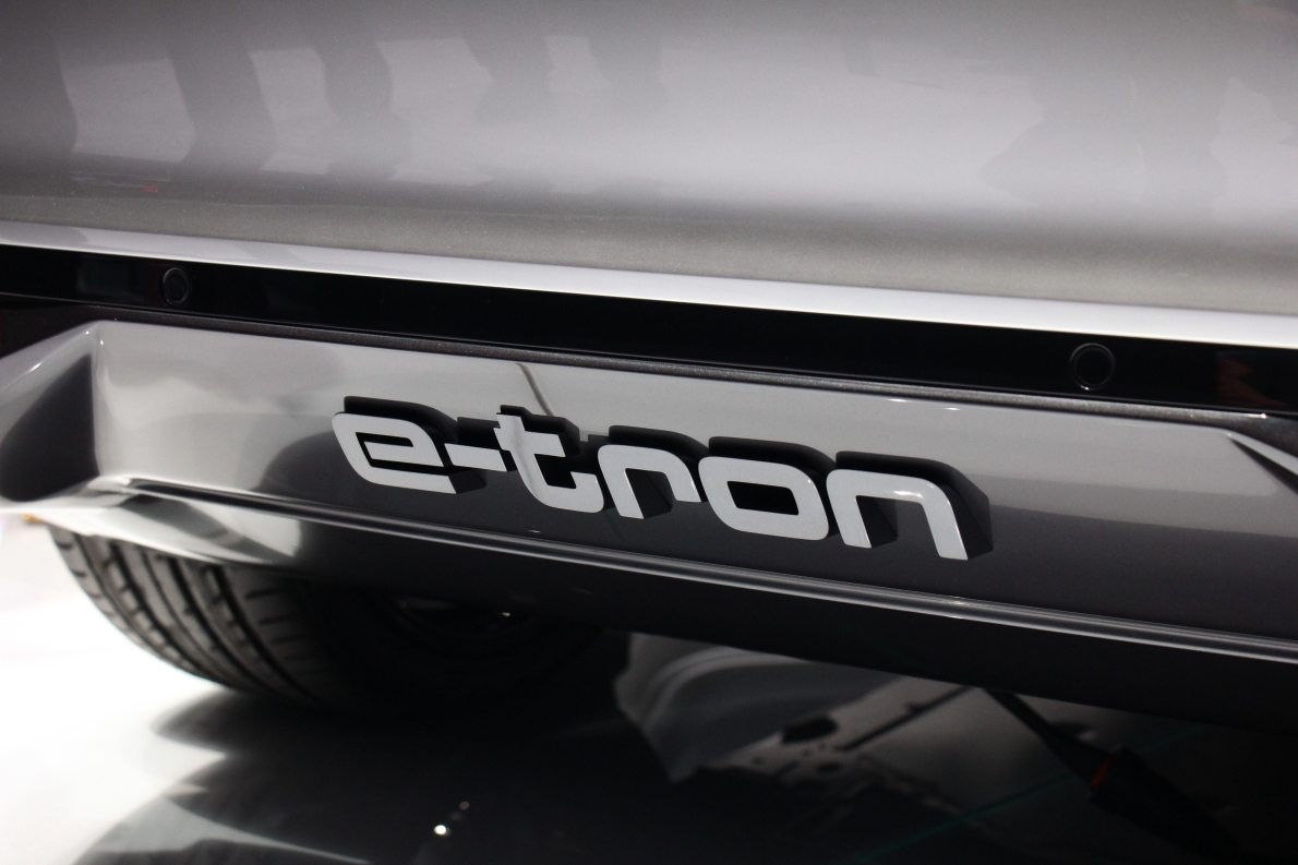 2017款e-tron Sportback