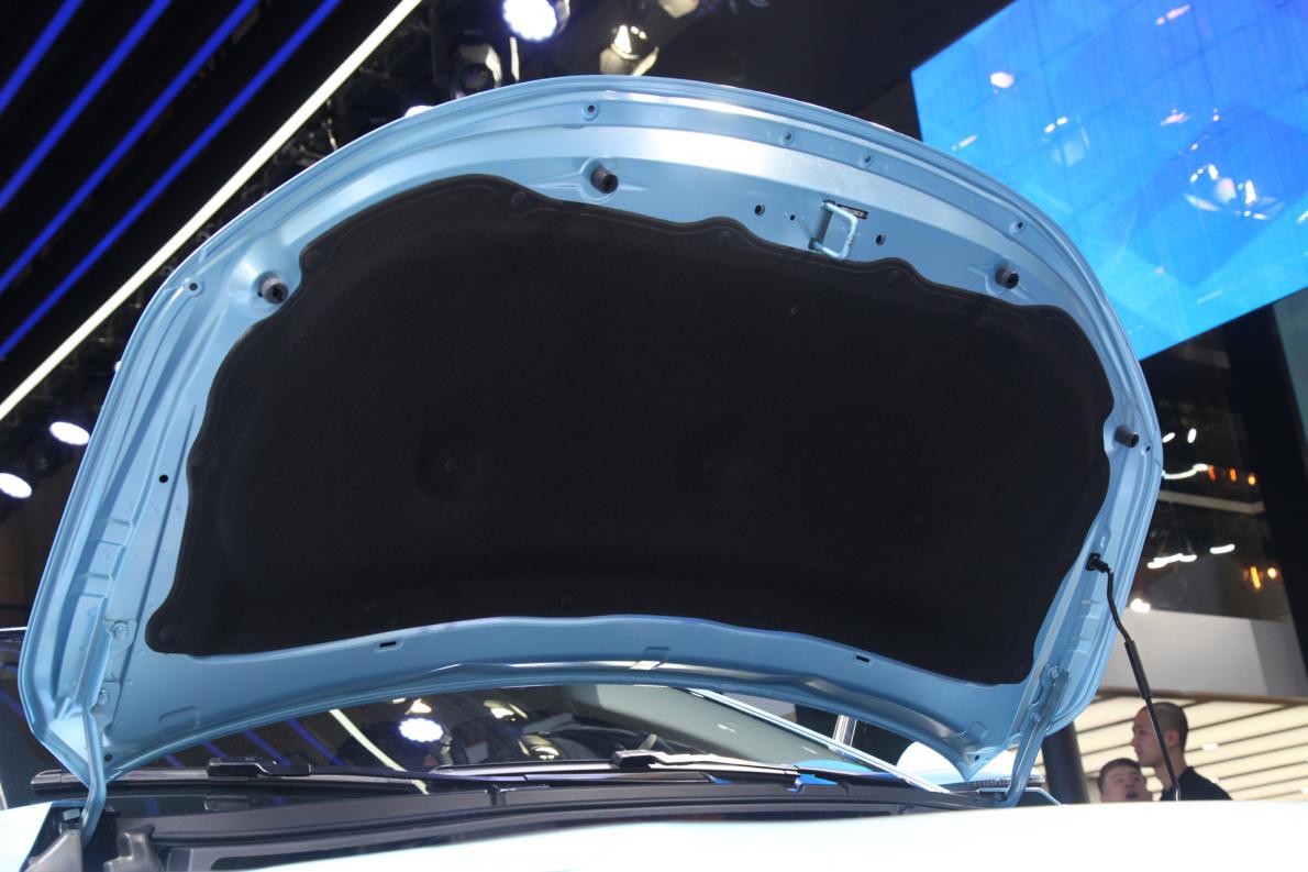2018款 欧拉 iQ 车展 动力底盘