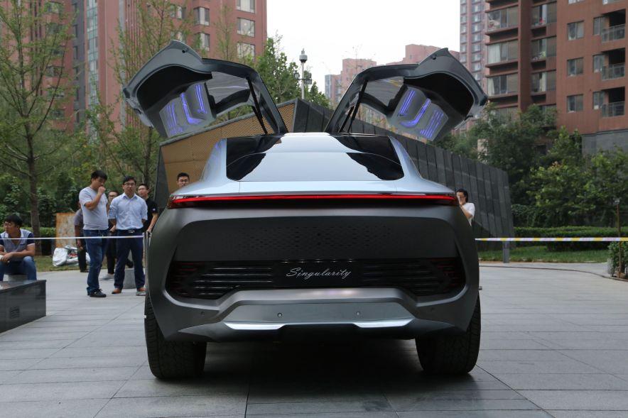 2016款 奇点汽车 Concept 基本型 实拍 外观