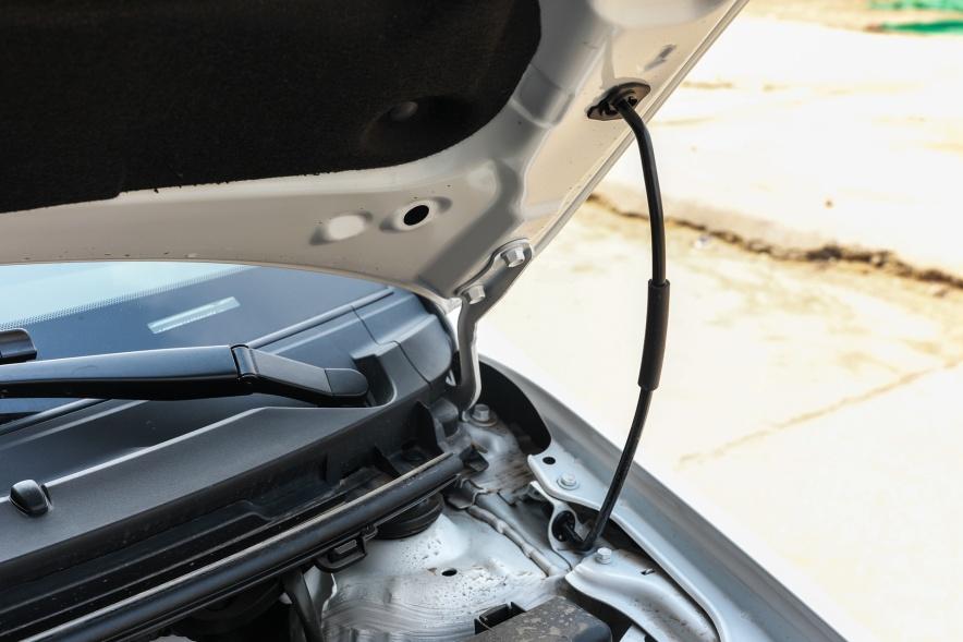 2018款 长城 C30 EV 升级版 精英型 钛白 实拍 动力底盘