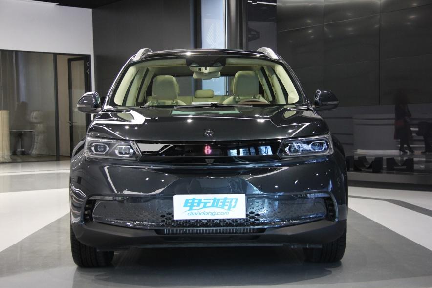 2018款 奇点汽车 iS6 基本型 实拍 外观