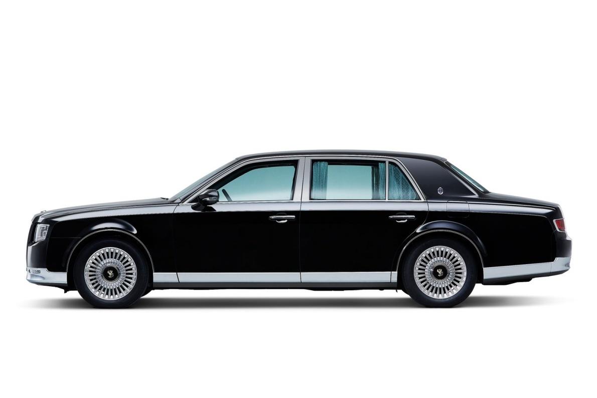 2018款 丰田 世纪 基本型 官图 外观