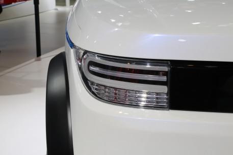 2016款 北汽新能源ARCFOX-1 车展 外观细节