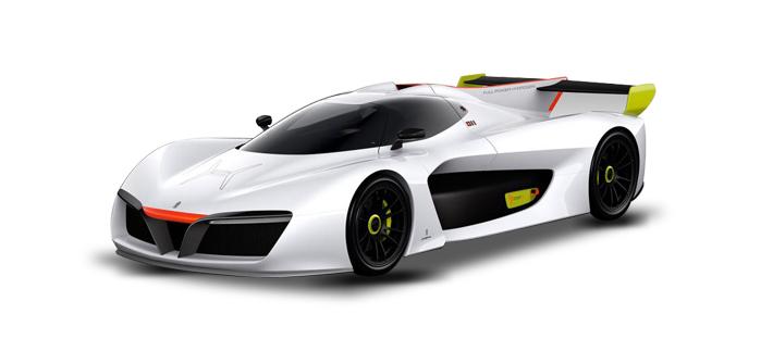 2016款 宾尼法利纳 H2 Speed 头图