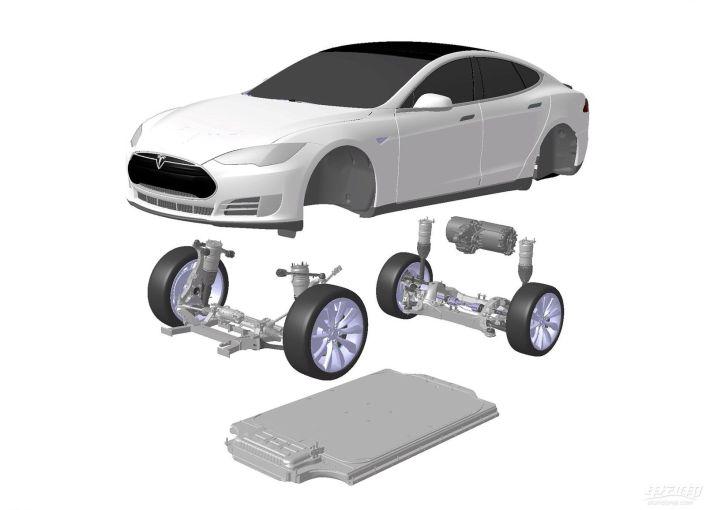 Model S 动力底盘
