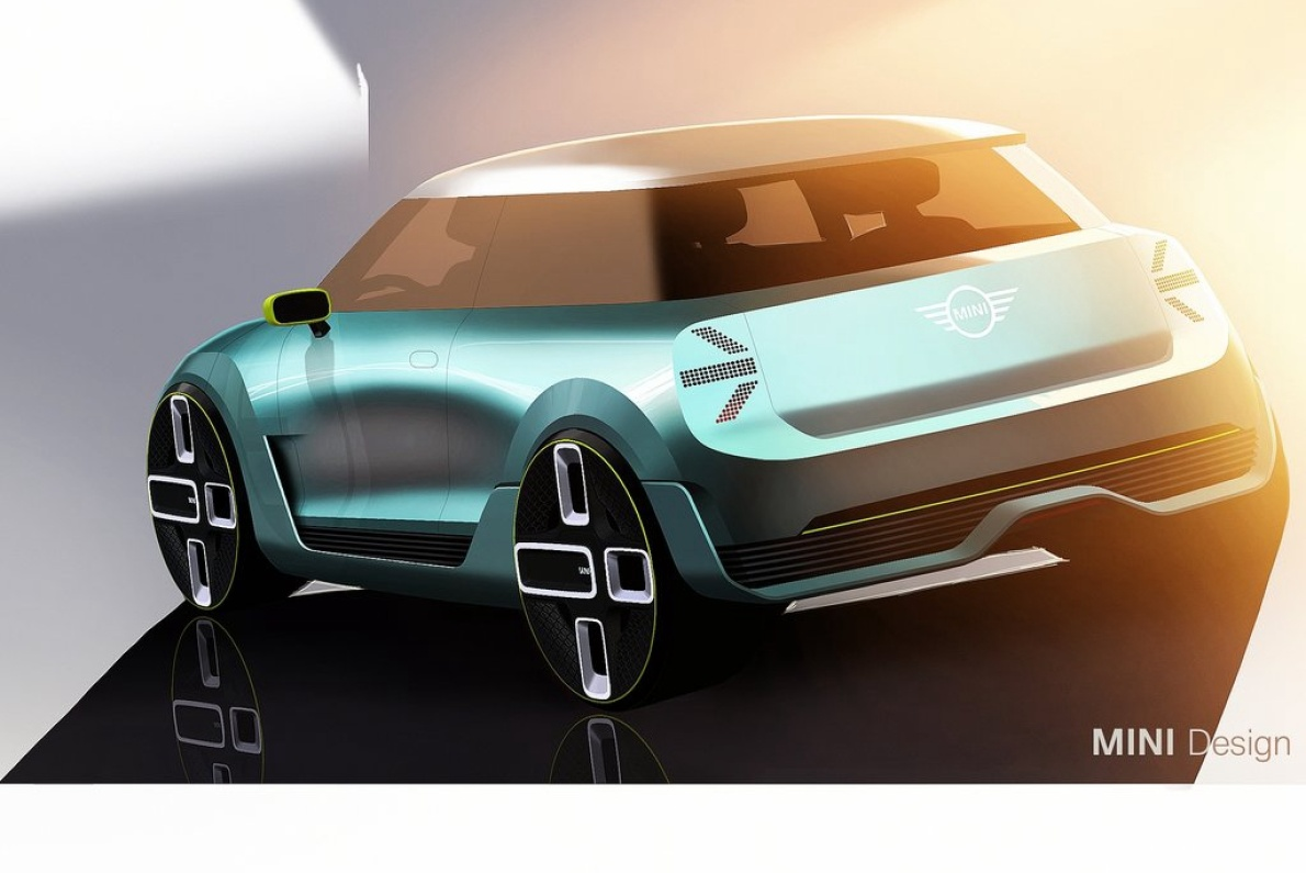 2017款 MINI Electric Concept 官图 外观