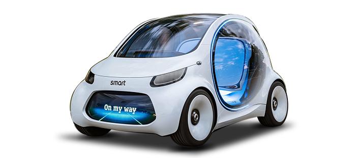 2017款 Smart Vision EQ ForTwo Concept 头图
