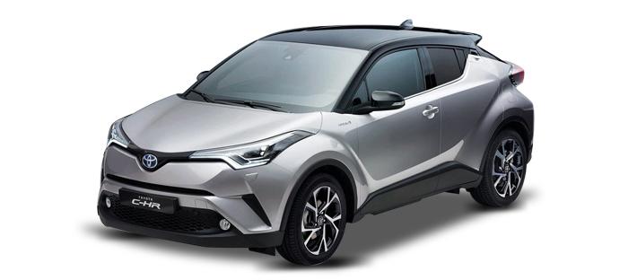 2016款 丰田 C-HR 头图