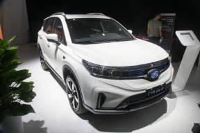 广汽集团 ix4 EV