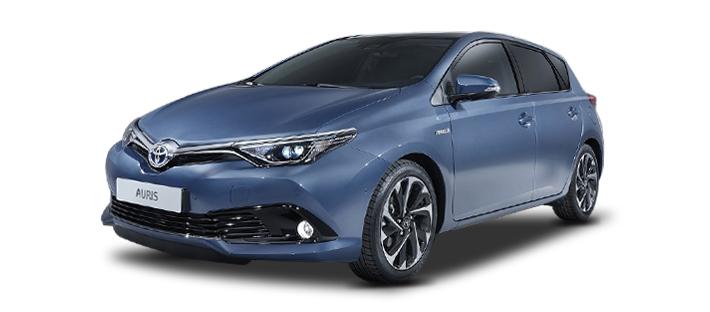 2016款 丰田 Auris 基本型 头图