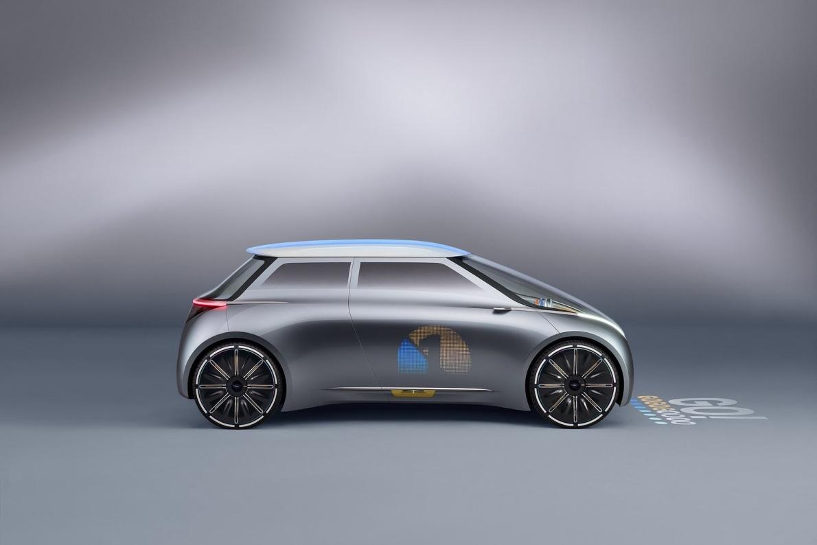 2016款 MINI Vision Next 100 Concept 官图 外观