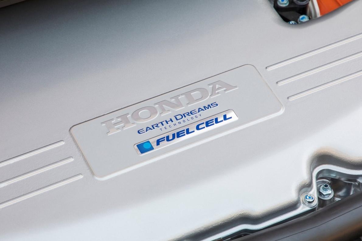 2017款 本田 Clarity Fuel Cell 官图 动力底盘
