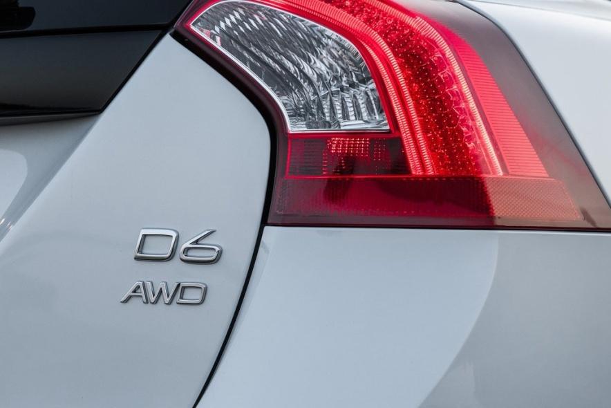 2014款 沃尔沃 V60 Plug-in Hybrid 官图 外观细节