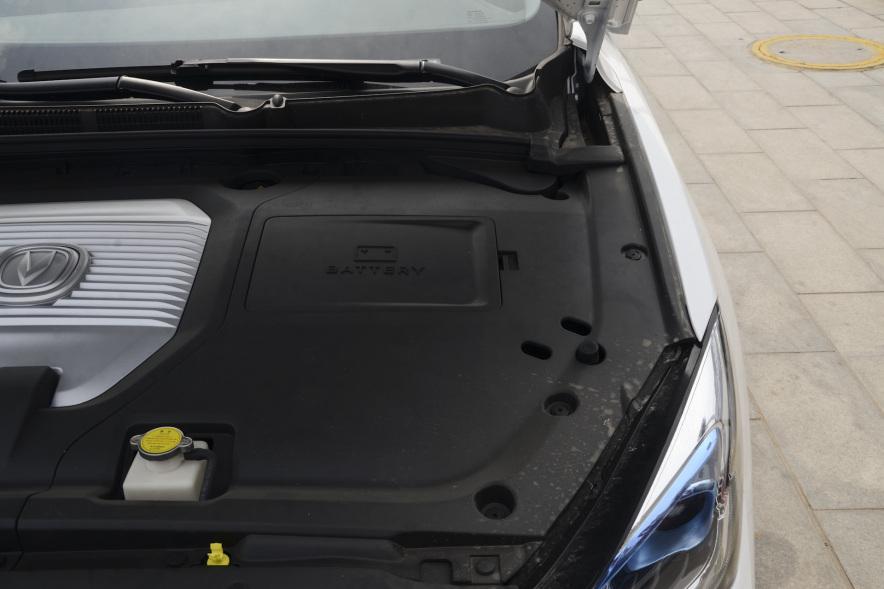 2019款 长安逸动 EV460智领版