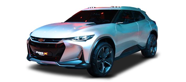 2017款 雪佛兰 FNR-X 头图