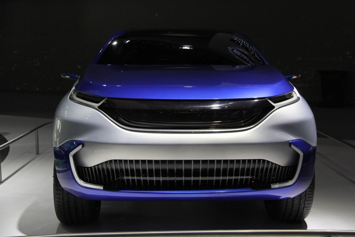2018款 SWM斯威 EROE 基本型 车展 外观