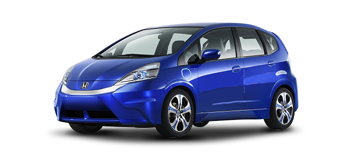 2013款 本田 飞度 EV 基本型 头图