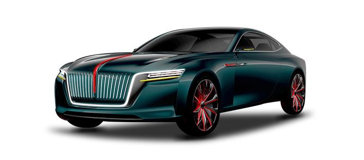 2018款 红旗 E境 GT Concept 头图