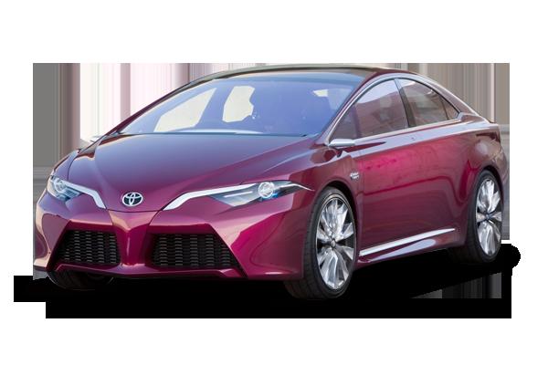 丰田NS4