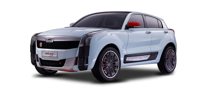 2015款 观致 观致2 SUV PHEV Concept 头图