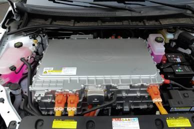 2016款 比亚迪秦EV300 尊贵型 实拍 动力底盘