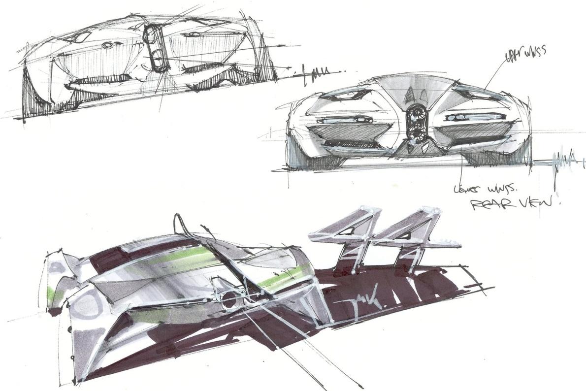 2010款 捷豹C-X75 concept 官图 外观
