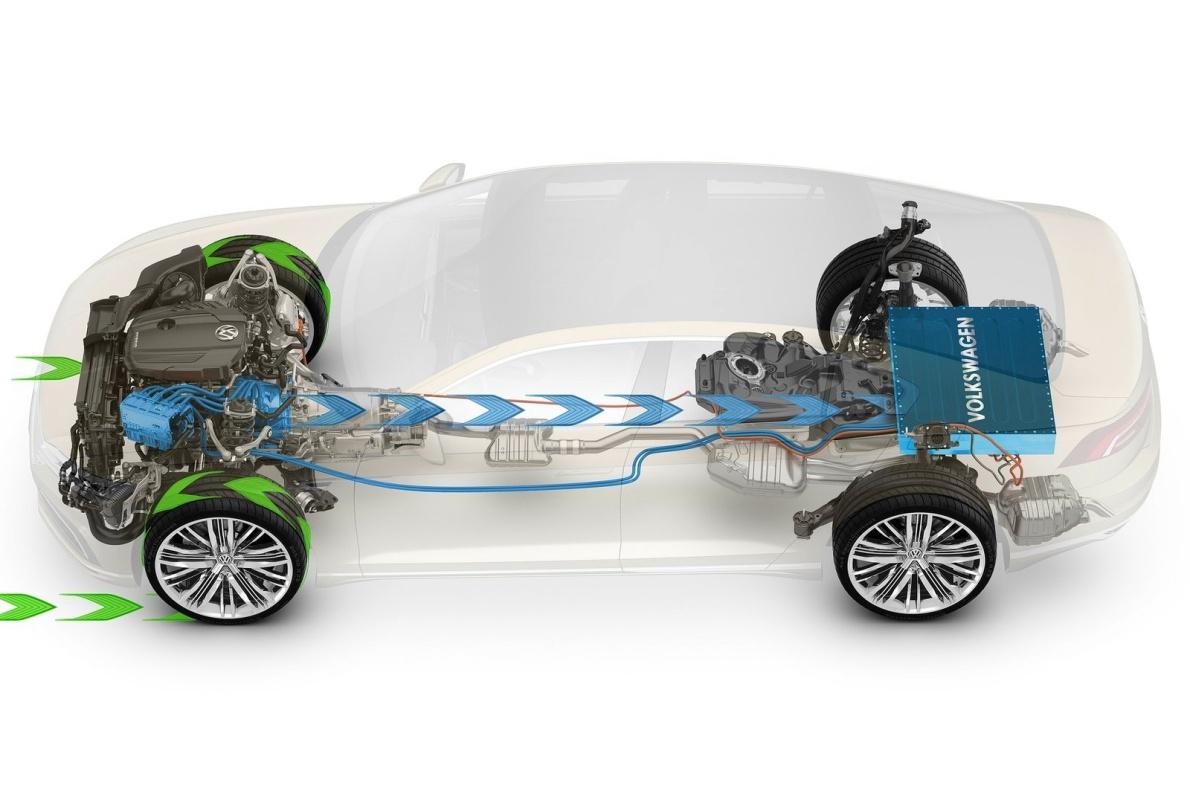 2015款 大众 C Coupe 官图 动力底盘