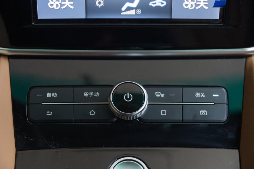 2018款 比亚迪 秦 EV450 智联尊尚型 水晶白 实拍 内饰