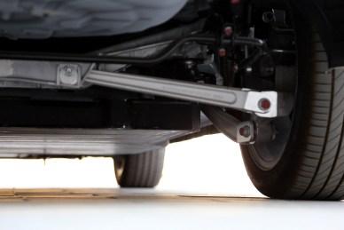 2017款 比亚迪 秦 EV300 尊享型 水晶白 实拍 动力底盘