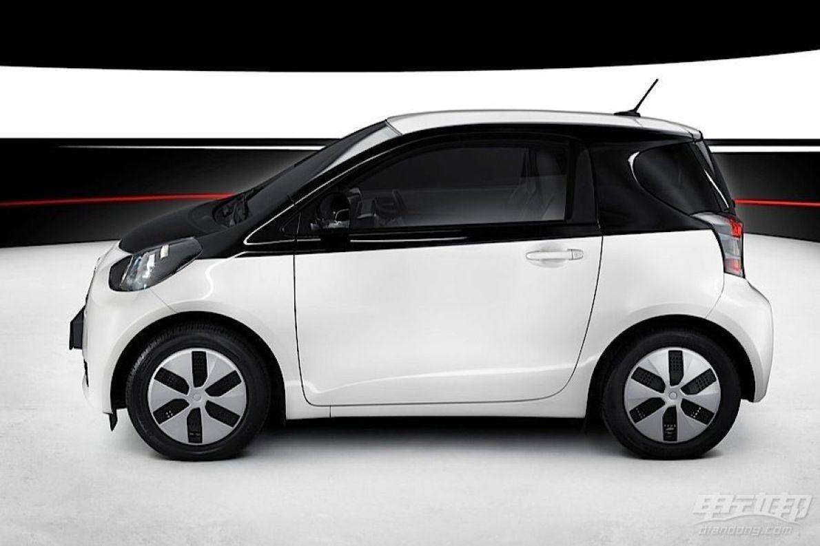 2013款 丰田 iQ EV