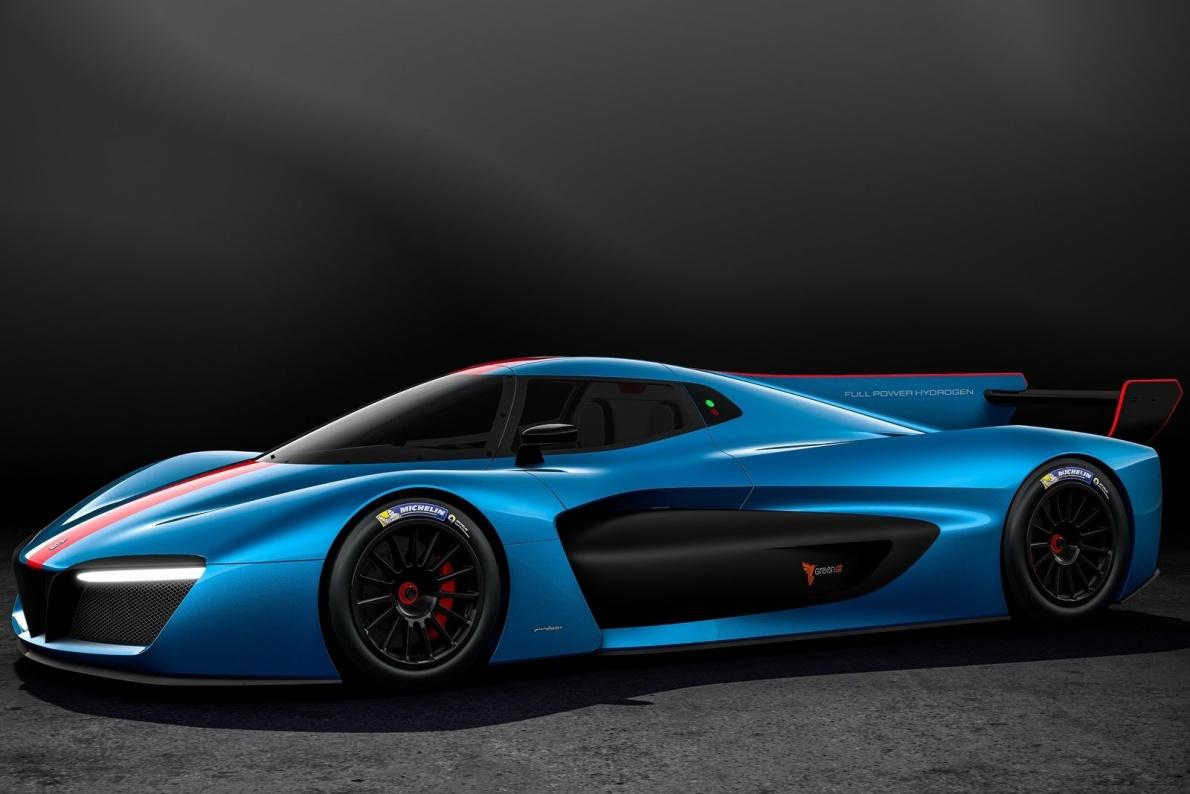 2018款 宾尼法利纳 H2 Speed Concept 官图 外观