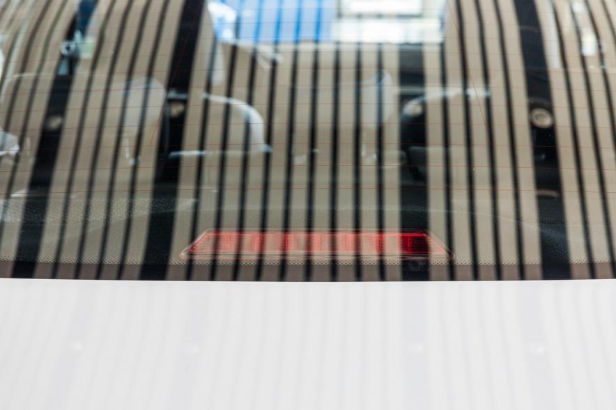 2018款 吉利 帝豪 EV450 尊贵型 冰晶白 实拍 细节