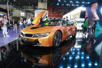 2019款 宝马 i8 Roadster 车展 外观
