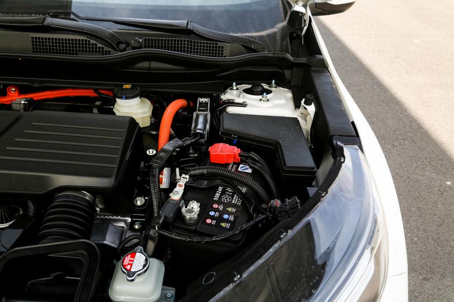 2019款 本田 CR-V 2.0L 两驱净速版 国VI 白色
