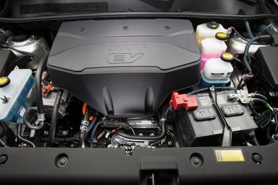 2013款 丰田 RAV4 EV 官图 动力底盘