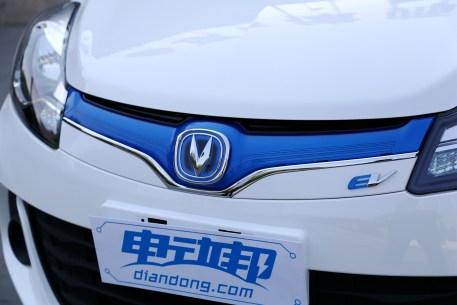 2017款 长安 奔奔 180公里 北京特供版 星辰白 实拍 外观细节