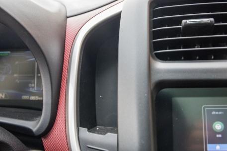 2018款 长安 奔奔 EV260 豪华型 白色 实拍 内饰
