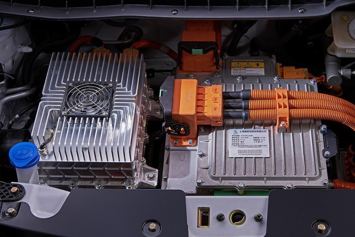 2017款 电咖 EV10 基本型 官图 动力底盘