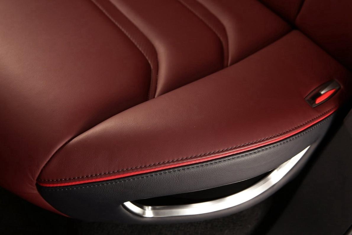 2016款 三菱 GT-PHEV Concept 官图 座椅空间